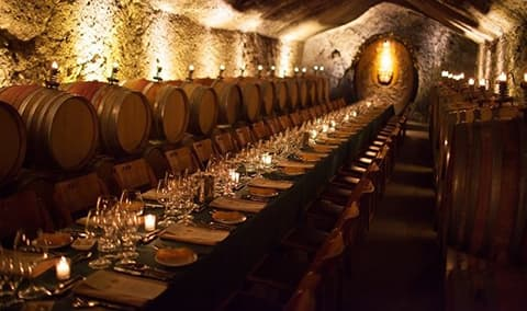 Cave Series: Vinicultural Society and Winegrowing Dinner