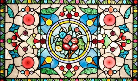 Self-Guided Stained Glass Tour at Beringer Vineyards Image