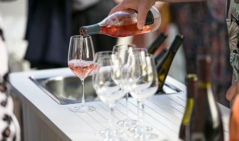 May Wine Club Reception
