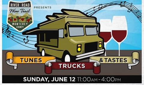 River Road Wine Trail Presents Tunes, Trucks,  Tastes Image