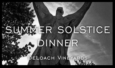 Summer Solstice Dinner Image