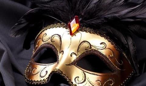 Halloween Masquerade Ball Image
