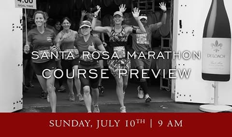 Santa Rosa Marathon Course Preview
