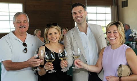 MacPhail Wines Fall Release Party Image