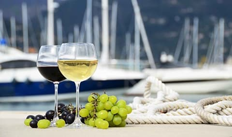 Wine On The Waterfront