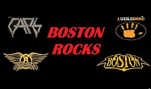 VezerStock Concert Series - Boston Rocks Image