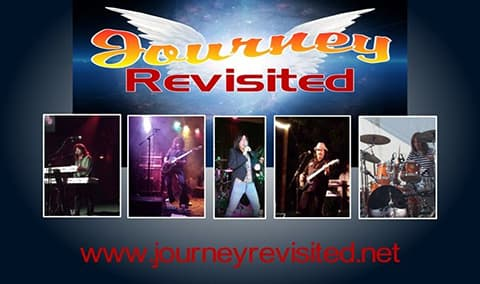 VezerStock Concert Series - Journey Revisited - NEW LOCATION Image