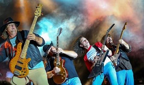 VezerStock Concert Series - Skynnyn Lynnyrd Image