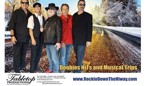 VezerStock Concert Series - Rockin Down the Hiway - Doobie Brother Tribute Image