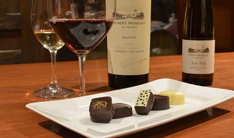 Wine and Chocolate Walk-around Tasting