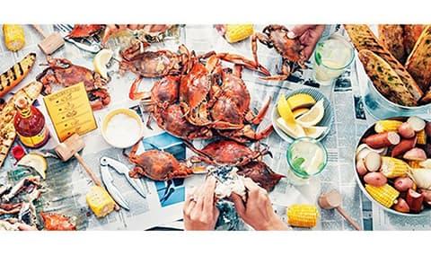 Madrone Estate Crab Feast Image