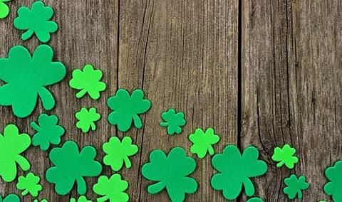 Luck O The Irish Murder Mystery Dinner Image