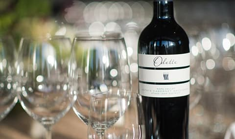 2014 Odette Estate Cabernet Sauvignon Winemaker Dinner