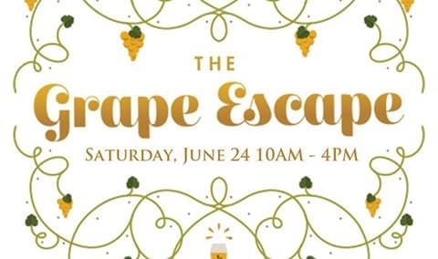 The Grape Escape- Anderson Valley