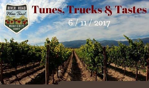 Tunes, Trucks  Tastes hosted at Odonata Winery on River Road Image