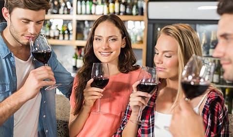 Wine BFF Social Mixer Image