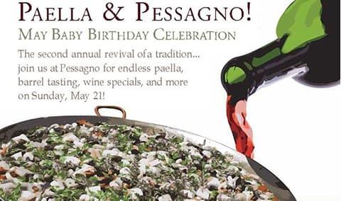 """Paella & Pessagno; May """"babies"""" Birthday Bash 2017"""