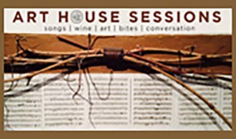 Art House Sessions feat JESSE THOMAS Image