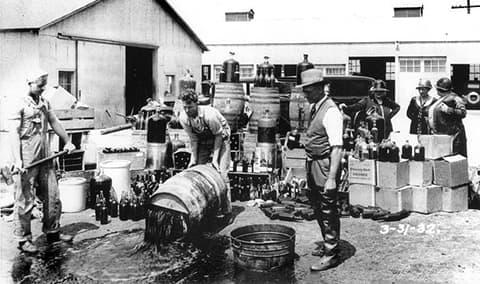 Prohibition Murder Mystery Dinner Image