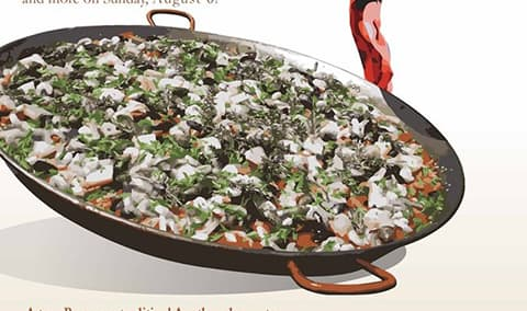 Paella  Pessagno Part Deux Image