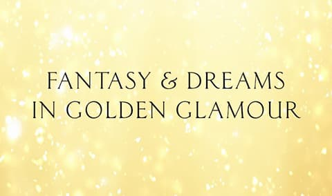 Fantasy and Dreams in Golden Glamour  160 years of Buena Vista Image