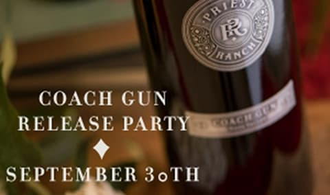 Coach Gun Release Party