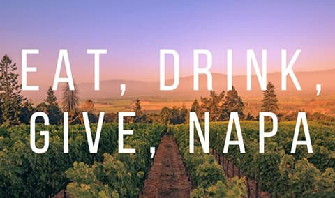 Eat, Drink, Give Wildfire Relief Fundraiser Image