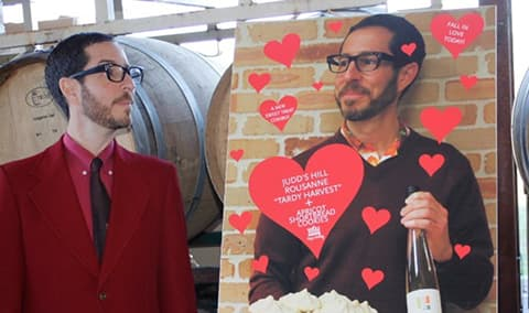 Valentines Party at Judds HIll Winery - Napa Image