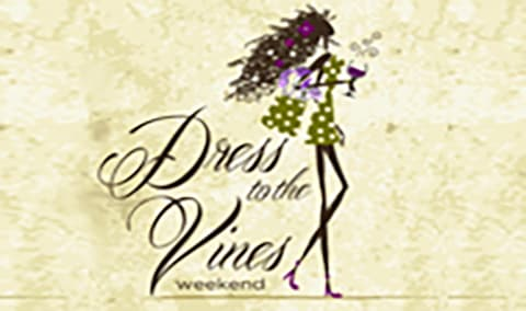 Dress to the Vines Sisters Boutique Sip n Shop Image