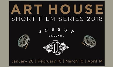 Jessup Cellars 'Art House Short Film Series' & YISFF Preview – Jan 20