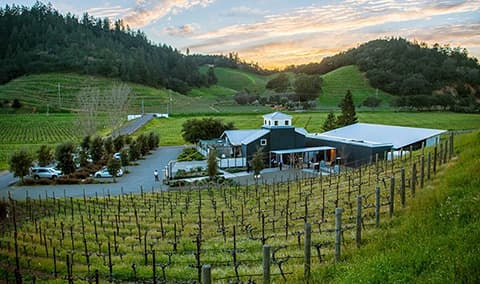2015 Odette Estate Cabernet Sauvignon Winemaker Dinner