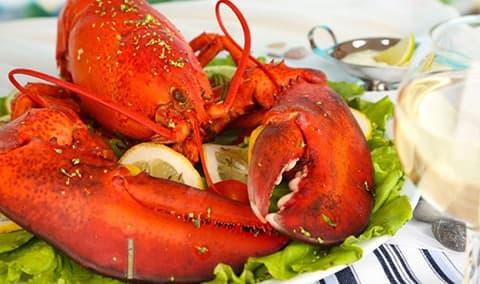 Seafood  Chardonnay Sunday 12118 Image