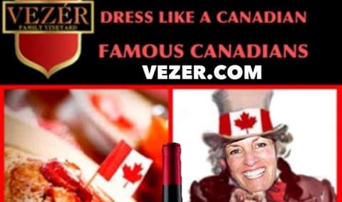 Wine Club Release Pick up Party - Canadian Theme Image