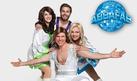 VEZERSTOCK Wine  Live Series ABBAFAB - THE PREMIER ABBA EXPERIENCE Image