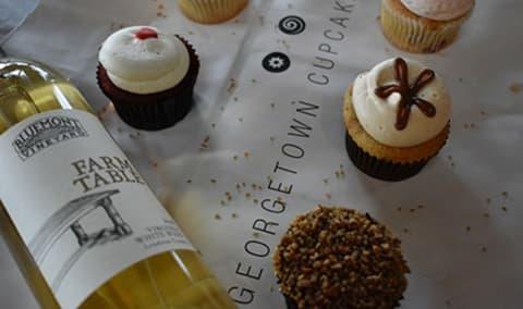 Corks  Cupcakes Image