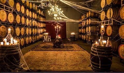 Spooky Cellar Tour Image