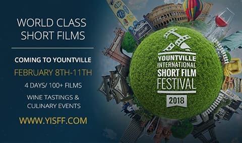 Yountville International Short Film Festival Image