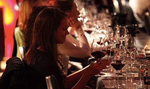 Riedel Glassware Seminar & Wine Tasting Img