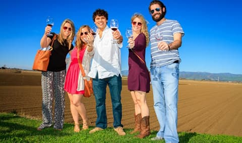 Roving River Road Wine Tasting Pass Image