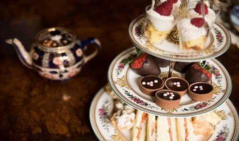 Ackerman Afternoon Tea  Tour Image