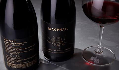 Second Annual MacPhail Wines Dinner At The Mardikian Estate Image