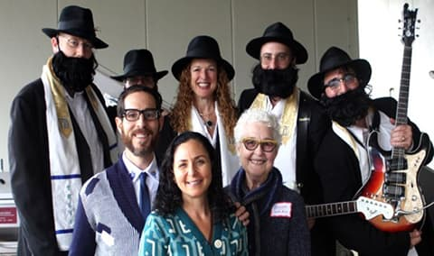 12th Annual Hanukkah Hootenanny Image