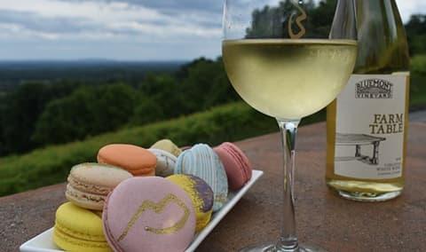 Macaron  Wine Pairing, Saturday Image