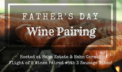 Father's Day Wine & Bite Pairing Img