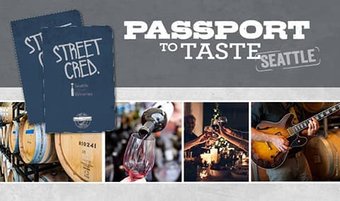 Passport to Taste Seattle 2018-2019 Image