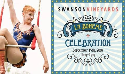 Swanson La Boheme Celebration