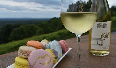 Macaron  Wine Pairing, Friday Image