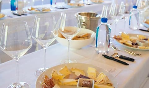 Landmark Vineyards Presents 2nd Annual Cheese Seminar with the Wine Maker Image