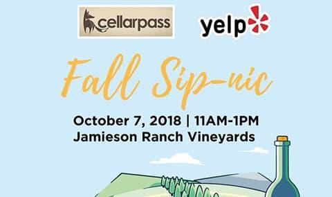 Fall Sip-nic at Jamieson Ranch Vineyards