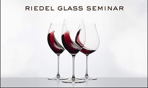 Riedel Glass Seminar at Concannon Vineyard